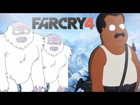 Cleveland Plays: Far Cry 4!