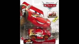 More New Disney Cars XRS Mud Racers in the Package!