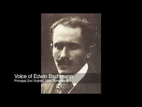 THE REAL TOSCANINI: Video trailer for new book based on 50 interviews with his players and singers