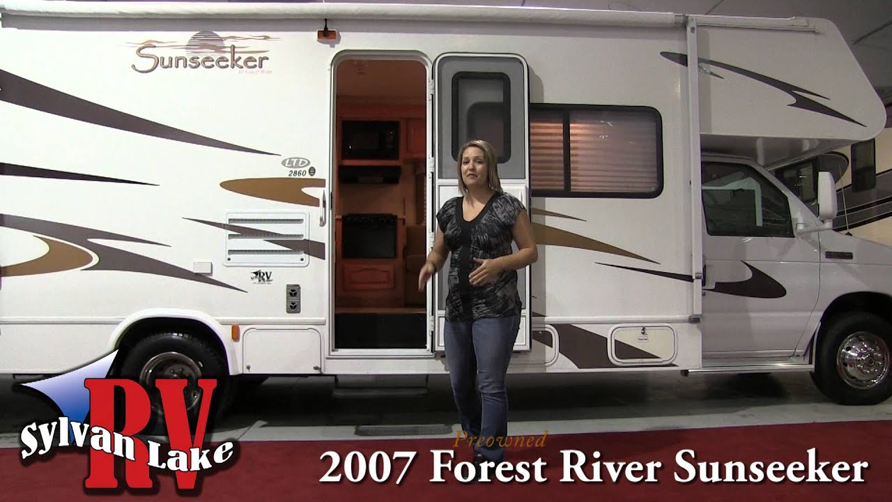 2007 Forest River Sunseeker Class C Motorhome Let Us Sell