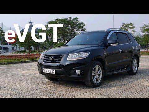 Hot 💥 Hyundai Santa Fe SLX morden 2010 eVGT – Full Options, lắp nhiều đồ chơi   580 triệu
