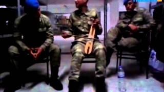 Trabzonlu Askerden Kemençe Şov
