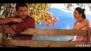 Mere Dholna O Mere Saajna *HD* Udit Narayan, Anuradha Paudwal Bobby Deol & Karishma Kapoor
