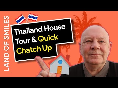 Thailand House Tour