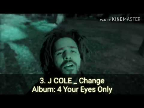 Top 10 J cole songs