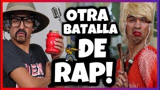 Daniel El Travieso - Otra Batalla De Rap! (Junior vs. Abu)