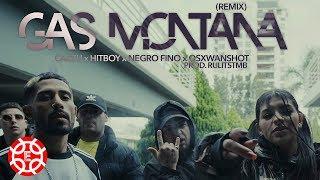 Cazzu x Cumbia Trampa x OSXWanshot  - Gas Montana Remix (Prod  RulitsTMB - Shot by BALLVE)