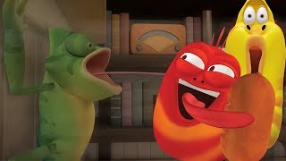 LARVA - EATEN ALIVE | Cartoon Movie | Cartoons For Children | Larva Cartoon | LARVA Official