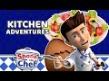Shane the Chef - Kitchen Adventures | Let's Get Cooking!