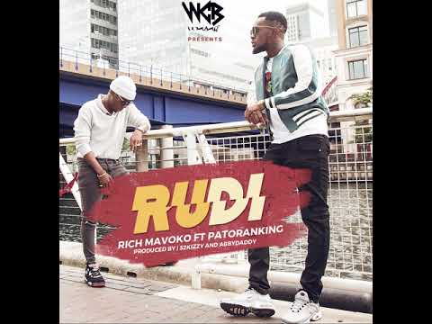Rich Mavoko ft Patoranking - Rudi  (Official Audio)