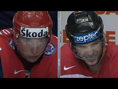 Канада - Россия: 18 мая 2008, Обзор матча...