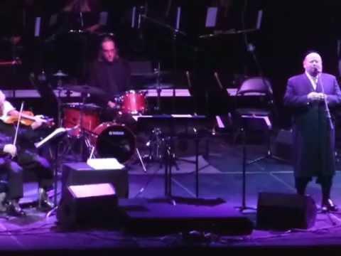 Helfgot and Perlman at the Barclay Center 2/28/13 - A Yidishe Mama