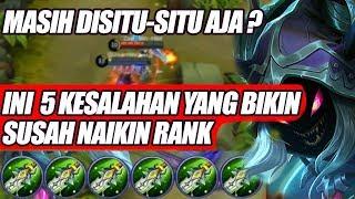 jangan ditiru ini kesalahan fatal pemain saat membeli item mobile legends indonesia