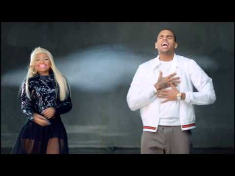 Chris Brown feat Nicki Minaj - Like this