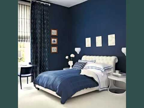 Blue Color Decoration Room Interior Picture Collection   YouTube