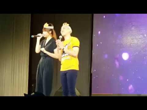 Offline Trấn Thành: Hari Won song ca Anh cứ đi đi cùng Trấn Thành
