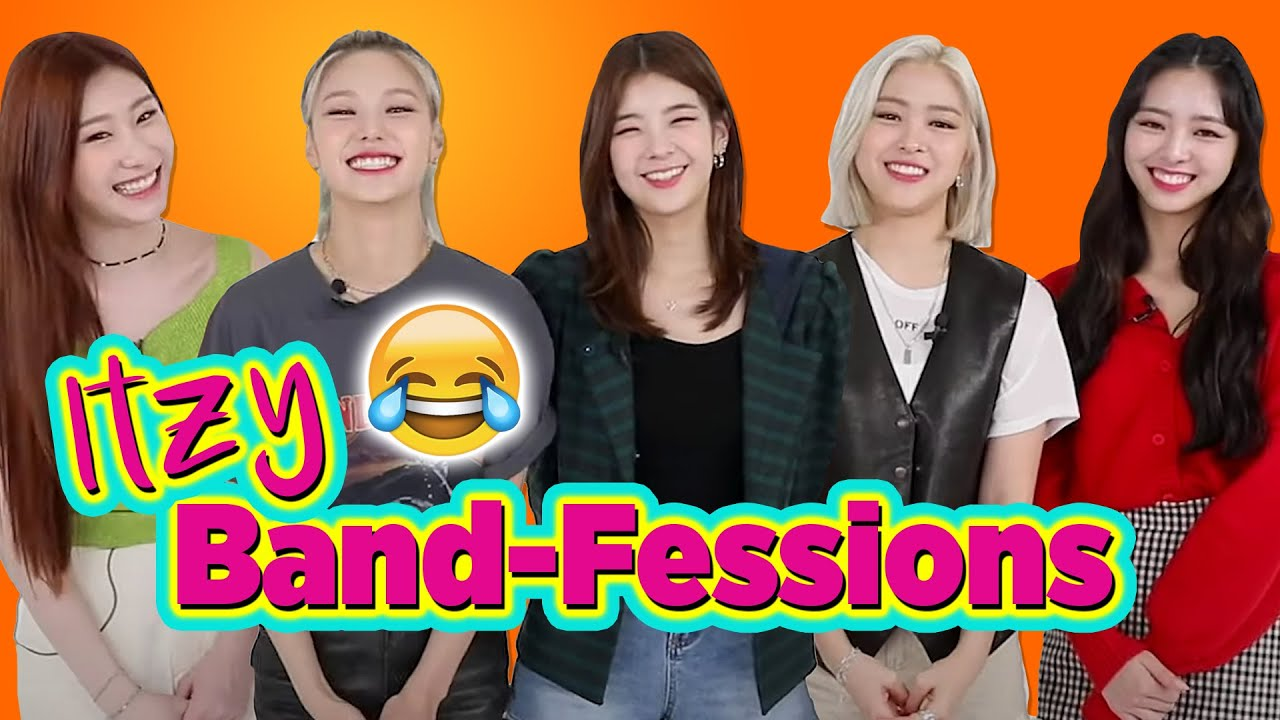 Itzy Band-Fessions: See Who's the Messiest, Loudest and More