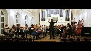 П И Чайковский Симфония 1 G Moll в четырех частях