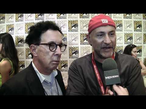 Immortals ComicCon Exclusive: Producers Mark Canton and Gianni Nunnari