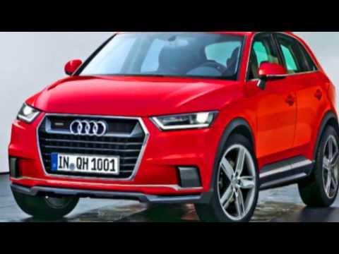 Audi Q1 Ауди Ку1 suvcarru