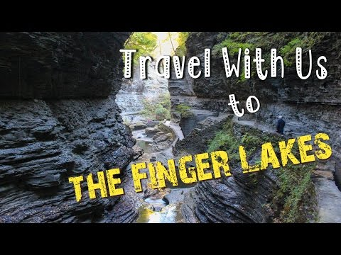 Travel With Us ~ The Finger Lakes