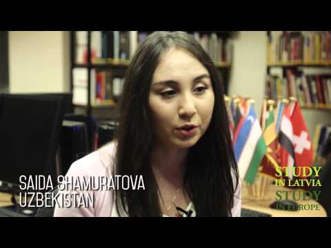 Study in Latvia, Study in BA school of Business&Finance