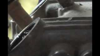 1997 Honda XR250r Valve Adjustment Job