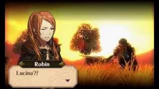 Fire Emblem Awakening: Chapter 21 Robin (Mother) and Lucina
