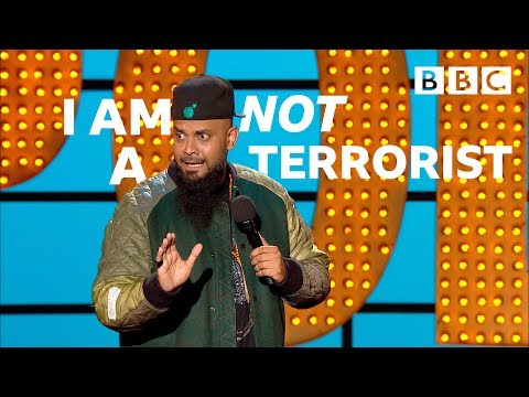 We Need To Talk About The Whole Muslim/terrorism Stereotype Thing | Live At The Apollo - BBC