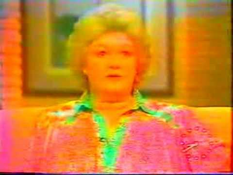 TVam - Joan Sims interview, 1987
