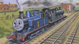 TRSR THOMAS THE TANK ENGINE BOOK 2 PART 4 'Thomas And The Breakdown Train'