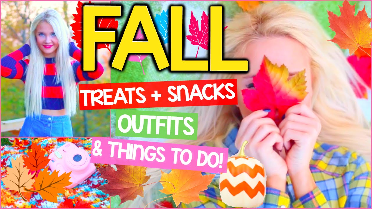 What To Do When You 39 Re Bored In Fall Diy Fall Treats