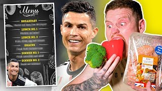 Eating Cristiano Ronaldo's Diet For A Week