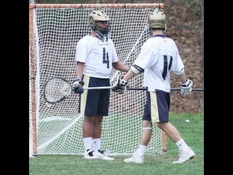 Cassius Christie 2015 Lacrosse Goalie Highlights