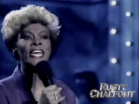 """Rare: Dionne Warwick sings """"A House is Not a Home"""" Live (Best Quality)"""