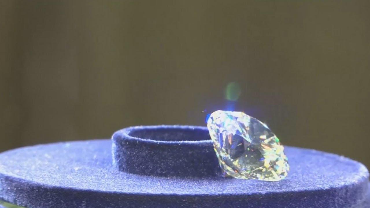 настоящие якутские бриллианты - YouTube