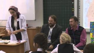 Урок биологии, Гандалоева_Х.Н., 2014