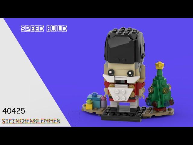40425 Nussknacker | Speed Build