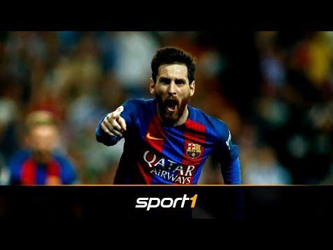 Fädelt Lionel Messi den Griezmann-Deal ein? | SPORT1 - TRANSFERMARKT