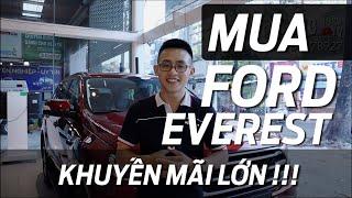 "Everest Ambiente 2019 - SUV 7 chỗ ""ĐÁNG TIỀN""  -  SANG FordTV "