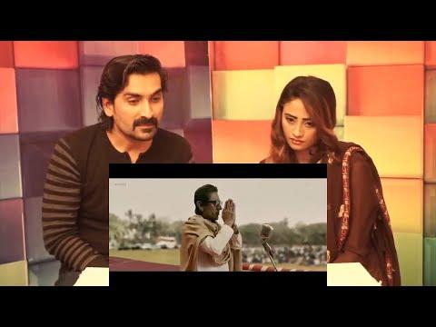 Pakistani Reacts To | Thackeray | Official Trailer | Nawazuddin Siddiqui, Amrita Rao