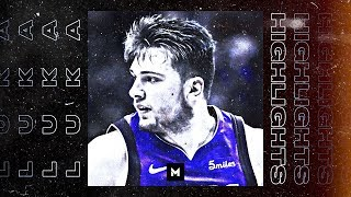 Luka Doncic BEST Highlights from 18-19 NBA Season! Rookie of the Year? (PART 1)