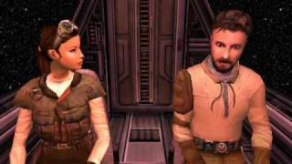 Star Wars Jedi Knight II Jedi Outcast - Part 1 Kejim post