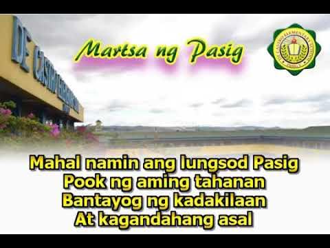 MARTSA NG PASIG
