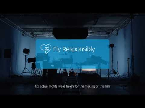 KLM Fly Responsibly