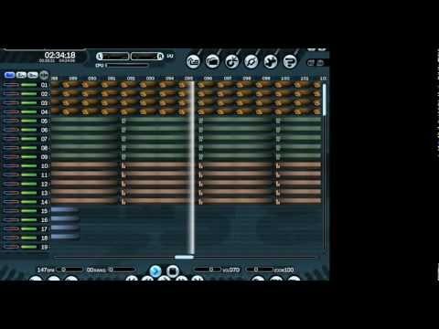 A New Track In Techno Ejay 5 - Homdai (Egypt Curse)