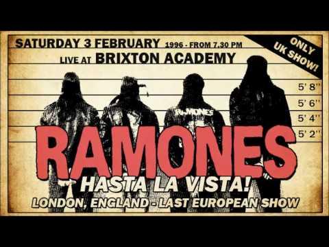 Ramones - Hasta La Vista! (England 03/02/1996)