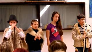 Karácsony 2012 5.b ANK1