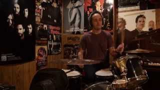 """Chris Young - """"Sober Saturday Night (Feat. Vince Gill)"""" drum cover"""