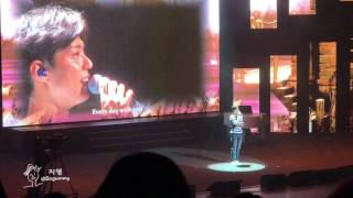 Park Bo Gum Asia Tour Fan Meeting in Singapore Part 9